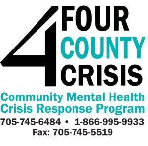 Four County Crisis logo