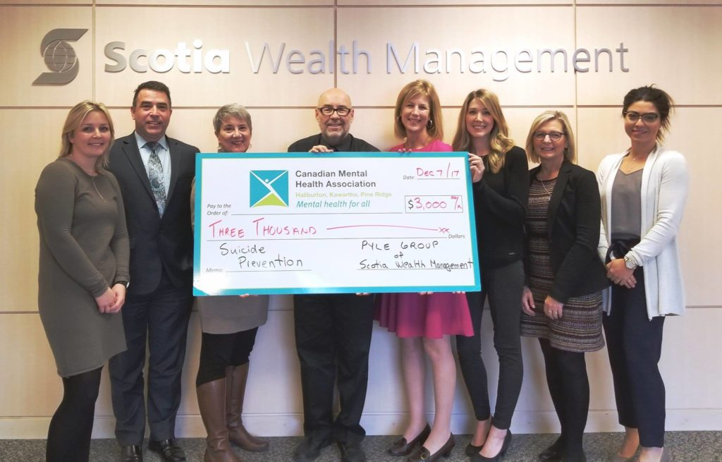 Donation from The Pyle Group of Scotia Wealth Management