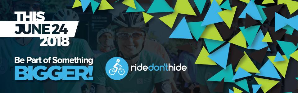 Ride Don't Hide banner