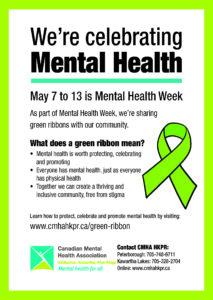 Green Ribbon Campaign poster