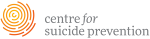 Centre for Suicide Prevention logo