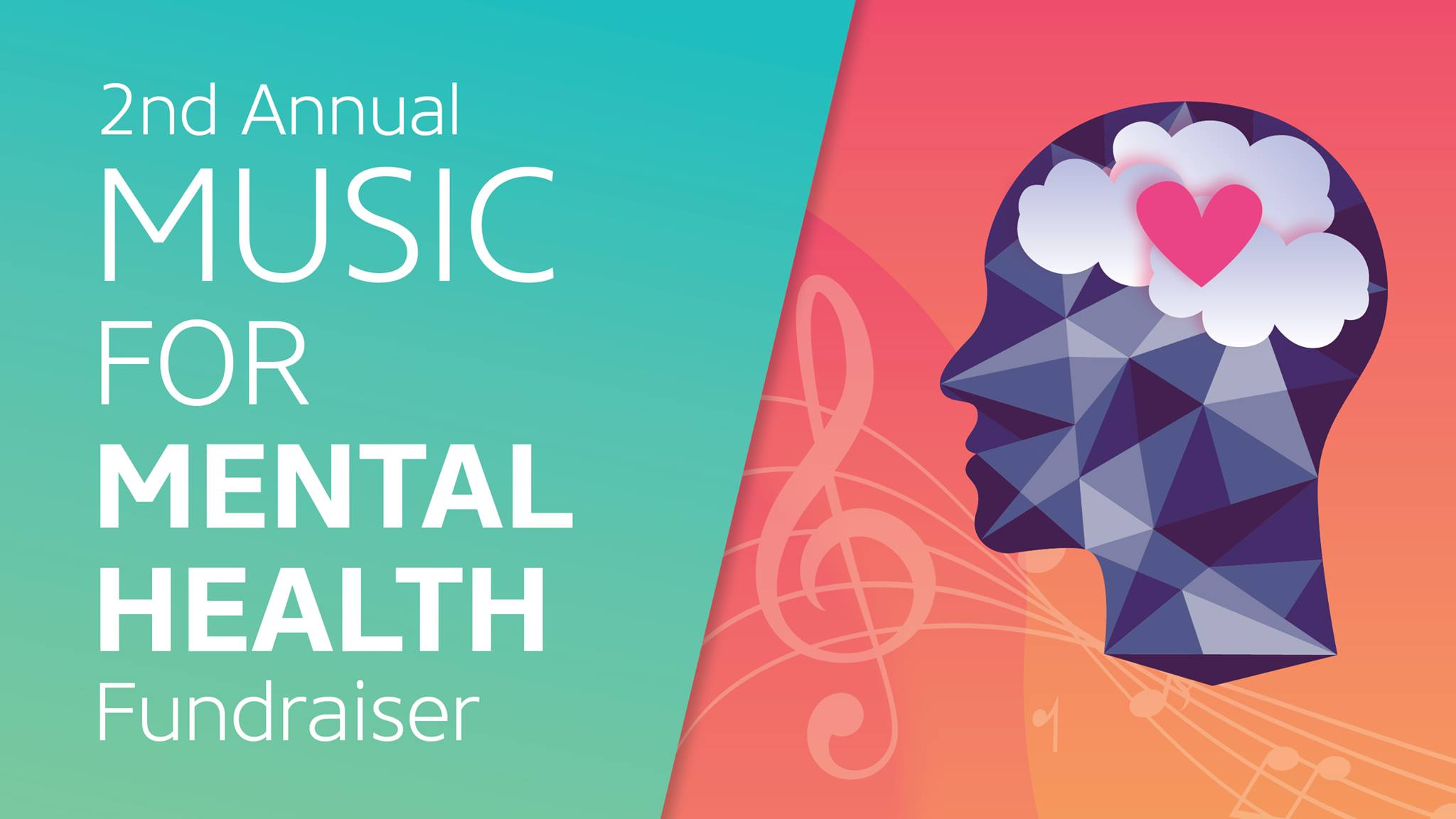 Music for Mental Health poster