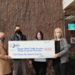 100 Women of Kawartha Lakes Donates Nearly $13K to CMHA HKPR's AOSP Program